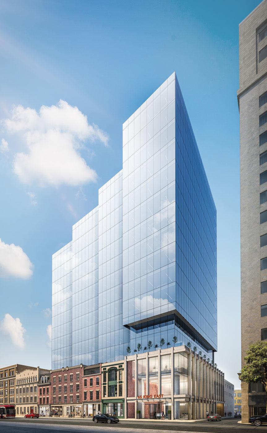 65 King East Downtown Toronto | A Carttera Development